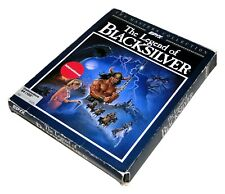 LEGEND OF BLACKSILVER von Epyx für Commodore C64 als Diskettenversion