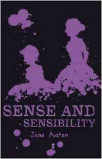 Sense and Sensibility (Scholastic Classics), New, Jane Austen Book