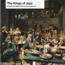 Gilles Peterson & Jazzanova - The Kings Of Jazz - 2CD - JAZZ FUTURE JAZZ ACID