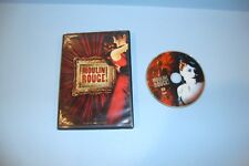 Moulin Rouge (Dvd, 2003, Single Disc English/French Language)