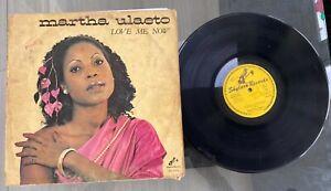 "Martha Ulaeto ""Love Me Now"" 1981 Afro Disco Funk LP Skylark Nigeria"