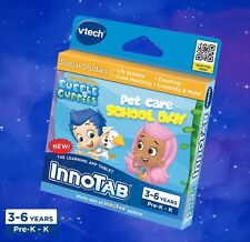 Vtech InnoTAB 2 3S MAX Game - Bubble Guppies 3-5 Years