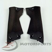 2008-2011 CBR1000rr 1000 Front Inner Tube Dash Cover Panel 100% Carbon Fiber