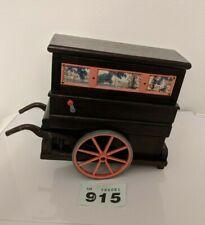 Vintage Tallent of Bond Street Wooden Barrel Organ Swiss Lador musical box