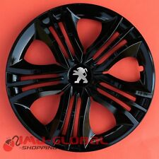 "4 ENJOLIVEURS 15"" PEUGEOT 1007 2008 207 306 406 208 307 206 iOn FUNB"