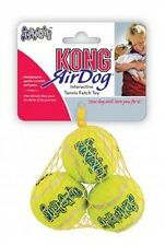 Kong Airdog Squeakair Tennis Ball 3pk Small New with Tags