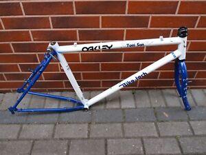 MTB frame set 19 in Bike Tech Tom San Spinner fork Tange Cr-Mo GT headset