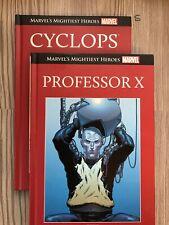 Cyclops & Xmen Professor X Marvel's Mightiest Heroes , 2 Issues