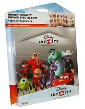 Disney Infinity Power Disk álbum-posee 20 (PS3/Xbox 360, Nintendo Wii U Nuevo)