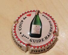 RARE guide hachette ❤️ champagne  pierre mignon