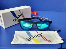 goodr Sunglasses- Vincent's Absinthe Night Terrors- Running Sunglasses