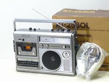 Toshiba RT-2580L Radio Cassette Recorder With Headphone HR-258