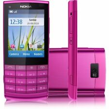 NOKIA X3-02 TOUCH & TYPE HANDY QUAD-BAND UMTS GPRS BLUETOOTH KAMERA MP3 WIE NEU