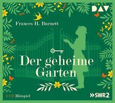 Frances H. Burnett - Der geheime Garten (Hörspiel SWR2)