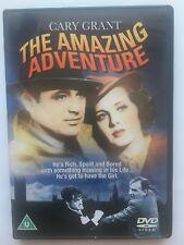 The Amazing Adventure (DVD, 2004) Romantic Comedy Film, Cary Grant, Region 2