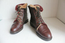 Vintage Tamaris Elegante Winter Boots Echtleder Mehrfarbig Eu:40,5-41