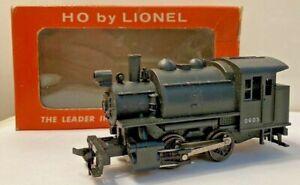 1960's Lionel HO Scale Steam Locomotive No.0605-1 With Box Original+As Found!