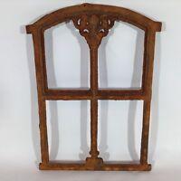 112A Antik Stallfenster Gusseisen Gitter Fenster Scheunenfenster Weinkeller Guß