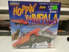 RARE Lindberg '64 Chevrolet Impala Lowrider Hoppin' Toy Model Car NIB SEALED