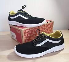 VANS Ballistic Iso 1.5 Shoes - Black/ Celery (Men's UK 10)