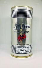 J.P.Gaultier- Classique Collector Edition Eau de Toilette 100ml 2014 -new&rare