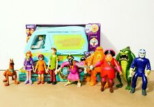 Scooby Doo 50th Anniversary Collection Lot (11) Hanna Barbera Walmart EXCLUSIVE