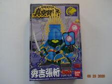 1990 Bandai Macross Robotech Super Deformed  VF-1J Musha Samurai Model RARE!