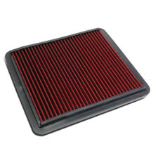 REUSABLE&WASHABLE AIR FILTER FOR 02-11 CHEVY EVANDA/HOLDEN EPICA 1.8L-2.5L RED