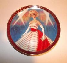 "Vintage ""Danbury Mint"" 1965 Barbie ""Holiday Dance"" Collector Plate C5333"