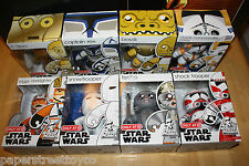 Star Wars Mighty Muggs Target Exclusives Set of 8 -Rex, Cody, Snowtrooper, Bossk