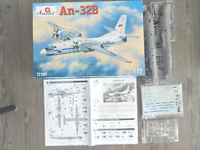 "ANTONOV AN-32B ""AEROFLOT/RUSSIAN AIRLINES"" A-MODEL 1/72"