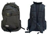 New Rare Vintage NIKE 6.0 DEUCE BACKPACK Bag BA4251 Black