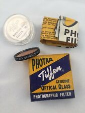 TIFFEN PHOTAR FILTER-ADAPTER RING-PHOTOGRAPHIC FILTER-SERIES #5-CONV-11