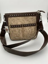 New Blazin Roxx Western Concealed Carry Purse With Gun Holster and Embossing