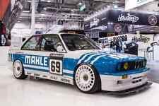 """BMW M3 E30 """" AHLE-JP """" in 1:43 ANFERTIGUNG"""