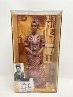 Barbie Signature Inspiring Women Maya Angelou Collector Doll IN HAND Fast Ship