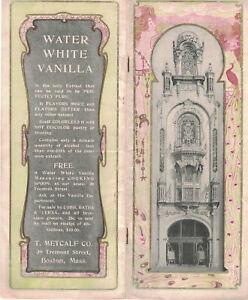 B. F, Keith Theatre Vaudeville Program Jan. 8, 1906 Boston