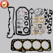 LD20 Engine Full gasket set kit for Nissan Bluebird/Serena/Nomad bus/box/Trade 2
