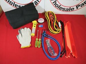 DODGE RAM CHRYSLER JEEP Roadside Safety Emergency Kit NEW OEM MOPAR