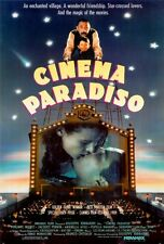 """Cinema Paradiso"" Movie Poster [Licensed-New-Usa] 27x40"" Theater Size"