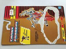 Transformers G1 1989 BLADES defensor vintage cardback techspec UK classic