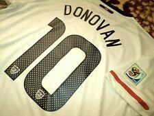 Jersey US Landon Donovan nike USA 2010 (L) USMNT soccer white WC2010