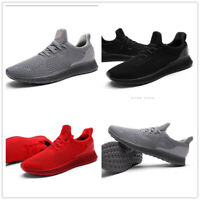 Men's Athletic Sneakers Breathable Casual Shoes Outdoor Sports Running Trainers