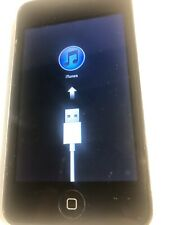 Apple iPod Touch 2nd Generation Black 8 Gb Did not restore