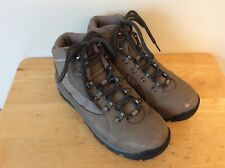 Hi Tech Eclipse Lite Plus  Womens Brown Suede Hiking Trail Boots Size 7.5