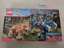 LEGO Jurassic World (75918) T-Rex Tracker - 2015 - Dinosaurs - New Sealed Box