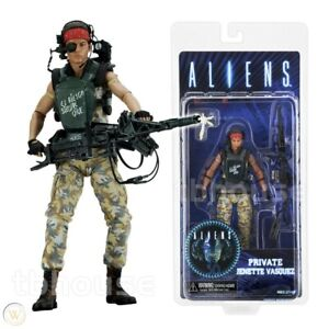 Aliens Series 12 Private Jenette Vasquez NECA Action Figure