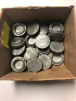 """Lot Of (19) MYERS HUB 1-1/2"""" Cap Offs, New, Free Shipping, New Shop Inventory"""