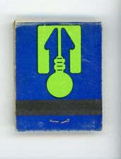 Vintage gay bar night club Limelight Montreal  matchbook matches gay interest