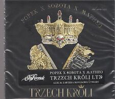 POPEK SOBOTA MATHEO TRZECH KROLI LIMITED LTD POLISH HIP HOP TOP RARE OOP CD